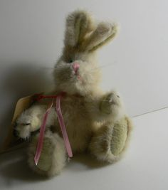 Vintage Boyd's Bears Rabbit  retired designs   by FeliceSereno, $5.00
