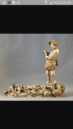 Antique high quality japanese ivory call Danilo +39 335 6815268
