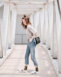 Pimtha, nàng hot girl Thái toàn mặc đồ basic nhưng ai nhìn cũng muốn bắt chước - Ảnh 3.