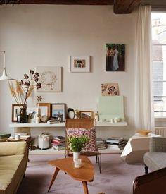 Vanessa Bruno's Parisian home