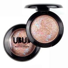 1PCS Quality 12 Color UBUB Professional Nude eyeshadow palette makeup matte Eye Shadow palette Make Up Glitter eyeshadow