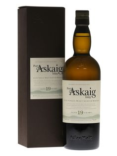 Port Askaig 19 Year Old / Cask Strength Scotch Whisky : The Whisky Exchange