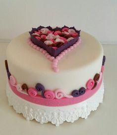 Muttertags Torte