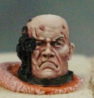 You can never have too many tutorials on how to paint faces, right? Well, hopefully because here's another one... This is my general approach to painting human faces. The main example is a 54mm figure but I use the same ideas on 28mm and 75 or 90mm figures. The difference with going up or down in scale is the level of detail we can reasonably expect to achieve. If you're painting a smaller figure don't worry about putting as much detail into the eyes. For the face focus on the ma...