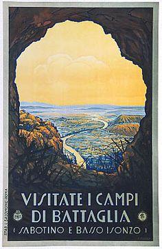ENIT - Visitate i Campi di Battaglia #TuscanyAgriturismoGiratola