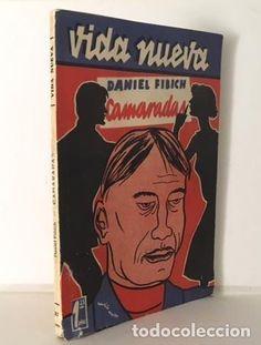 Fibich : Camaradas. (Colección Vida Nueva nº 27, 1933)... Cubierta a color de Mauricio Amster - Foto 1