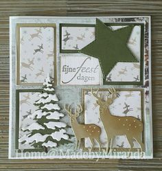 Chrismas Cards, Christmas Tag, Xmas Cards, Christmas Presents, Christmas Ornaments, Marianne Design, Collage, Halloween, Frame