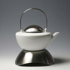 Buy Porcelain Teapot with Warmer