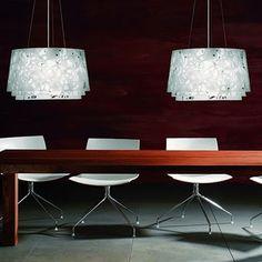 Louis Poulsen collage lamp