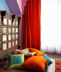 Nomadic Decorator | Colors of India | http://nomadicdecorator.com