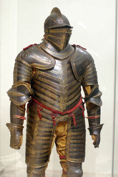 Armour of King Henry VIII. (Italy, 1544)