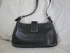 COACH - Authentic Coach Hampton Leather Bag