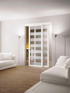 usi glisante albe sau din sticla si lemn Divider, Room, House, Furniture, Recherche Google, Kitchens, Images, Design, Home Decor