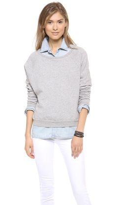 C&C California Raglan Sweatshirt