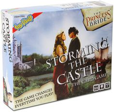 Storming the Castle: The Princess Bride Game :: ThinkGeek I NEEED THIIIISSSS>
