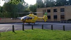 HEMS Pilot Required for Hampshire and IOW Air Ambulance