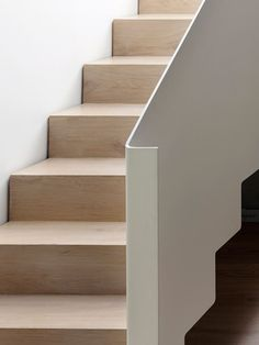 Little White House, London, 2014 - Stiff + Trevillion Architects Staircase Handrail, Stair Railing, Staircase Design, Staircases, Stairs Architecture, Interior Architecture, Interior Design, Stairs To Heaven, Little White House