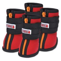 Kong License, High Top Neoprene Boot S Red - http://www.thepuppy.org/kong-license-high-top-neoprene-boot-s-red/
