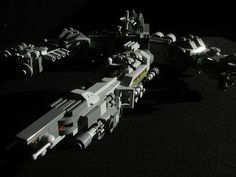 Space Cruiser by Sebeus I on Flickr