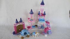 Lego Duplo Castle, Princess, Horse & Carriage - EUC