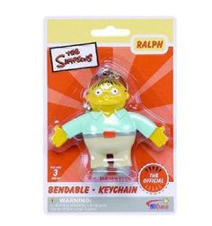 The Simpsons 2004 Bendable Ralph Keychain NJ Croce for sale online Ralph Wiggum, Practical Jokes, The Simpsons, Games, Toys, Ebay, Gift Ideas, Persona, Activity Toys