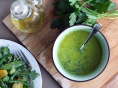 Classic Green Goddess Dressing Recipes — Dishmaps