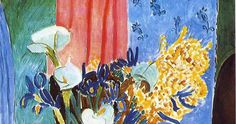 Flowers by Henri Matisse My first flower post. And yes, this is a theme where I can post my favorite painters, stiles, etc. Starting ...