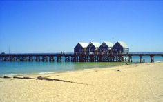 Busselton Jetty, Margaret River region, Western Australia