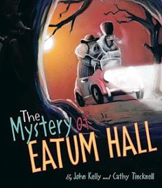 Great book to teach foreshadowing, reading picture clues and the genre of mysteries to the grade 2-4 crowd.