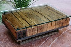 Beautiful  Reclaimed Coffee Tables For The Recycle Maniac-homesthetics (33)
