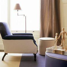Ka International armchair