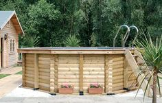 Spruce Pools | Above Ground swimming pools, how to build an above ground pool