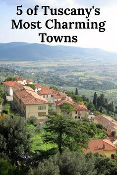 Best Towns in Tuscany Step off the beaten path in Florence to visit some of these charming Tuscan towns, many of which make great day trips outside of the city center. Siena Italy, Sorrento Italy, Naples Italy, Sicily Italy, Tuscany Italy, Florence Italy, Capri Italy, Venice Italy, Tuscany Food