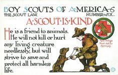 pdf of 8x10s http://www.billmcgonigle.com/files/2014/11/scout_law.pdf