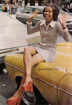 Glamoursplash: 1970s Uppity Shoes