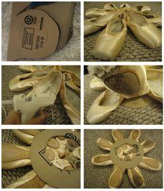 Dd Tutorial: Pointe Shoe Love | DIYdancer