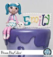 Lalaloopsey Cake
