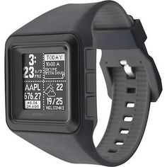 MetaWatch STRATA Watch for iPhone and Android Phones for $99.99