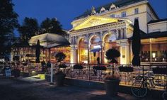 Kappeli has been a landmark in Esplanadin puisto park since It quickly became the place to be in the city and a meeting place for afternoon refreshments, Relaxing Places, Beautiful Architecture, Helsinki, Finland, Fresh Water, Norway, Restaurant, Mansions, House Styles