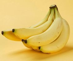 """Bananas are rich in potassium and offer quick energy to fight off pregnancy fatigue. """"They're also easy on your stomach if you're nauseated,"""" says O'Rourke. Slice them up into cereal or whip one into a breakfast smoothie with yogurt, berries, ice, and a splash of orange juice."""
