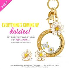 ab932bad2 July Customers - For those who love Gold Jewelry, Daises + Butterflies: Our  Gold
