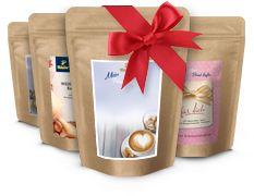 Mein Privatkaffee: Tchibo-Kaffee zum selber mischen, in individueller Geschenkverpackung