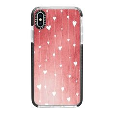 HEARTS ON STRINGS, PINK RED OMBRE MODERN LOVE IPHONE CASE BY EBI EMPORIUM ON CASETIFY, #EbiEmporium #Casetify #hearts #love #romance #mum #mothersday #wedding #ombre #pink #valentinesday #modern #iPhoneCase #iPhoneCover #iPhoneXR #iPhoneXS #iPhoneXSMax #iPhoneX #iPhone8 #iPhone8Plus #iPhone7 #iPhone6 #Samsung #pattern #girly #pretty #cute #musthave #want #lovely Red Ombre, Modern Love, Iphone 8 Plus, Red And Pink, Tech Accessories, Casetify, Iphone Cases, Hearts, Romance