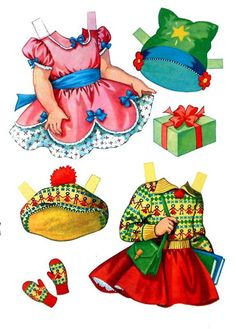 Anne A Paper Doll - Debbie - Picasa Web Album