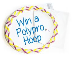 Win a Polypro Hoop Facebook 2, My Escape, Hula, My Happy Place, Are You Happy, Stress, Songs, My Love, Blog