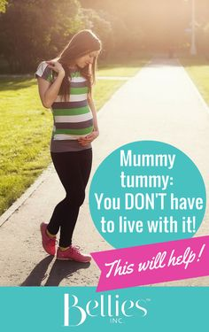 "You don't have to live with ""mummy tummy,"" and surgery isn't your only option. You need to address the cause, strengthen your core—and STOP doing crunches! Mummy Tummy, Lose Inches, Diastasis Recti, Mommy Workout, Tummy Tucks, Ab Exercises, Pelvic Floor, Abdominal Muscles, Strength Workout"