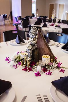 Haley Amit S Travel Themed Wedding