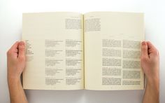 Typography and I by Anders Bakken, via Behance