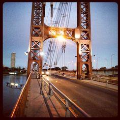 #Puente, #Colgante, #SantaFe, #Argentina