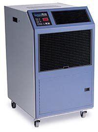OceanAire Portable Air Conditioner 2OACH1211 by OceanAire. $4147.00. Electronic Control Panel. 400 CFM Air Flow. OceanAire Portable Air Conditioner 2OACH1211. 6 speed automatic blower delivers just the right amount of air. Moisture Control Mode can lower humidity level by compressor cycling. Electronic hour meter records compressor ON time. Great for maintenance planning. No natural gas, propane or fuel oil required for the heating cycle. Has all the advantages an...